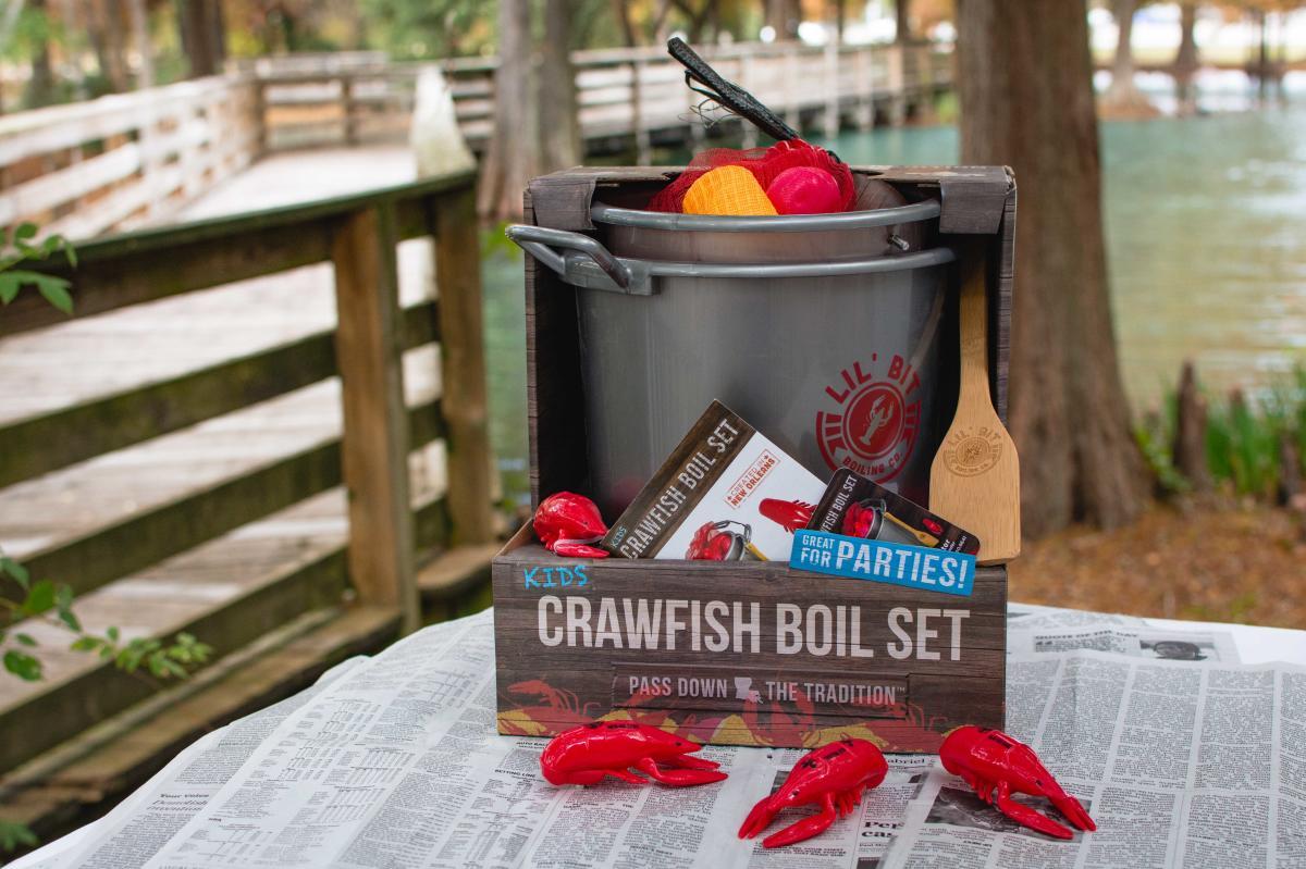 Lil' Bit Crawfish Boil Set