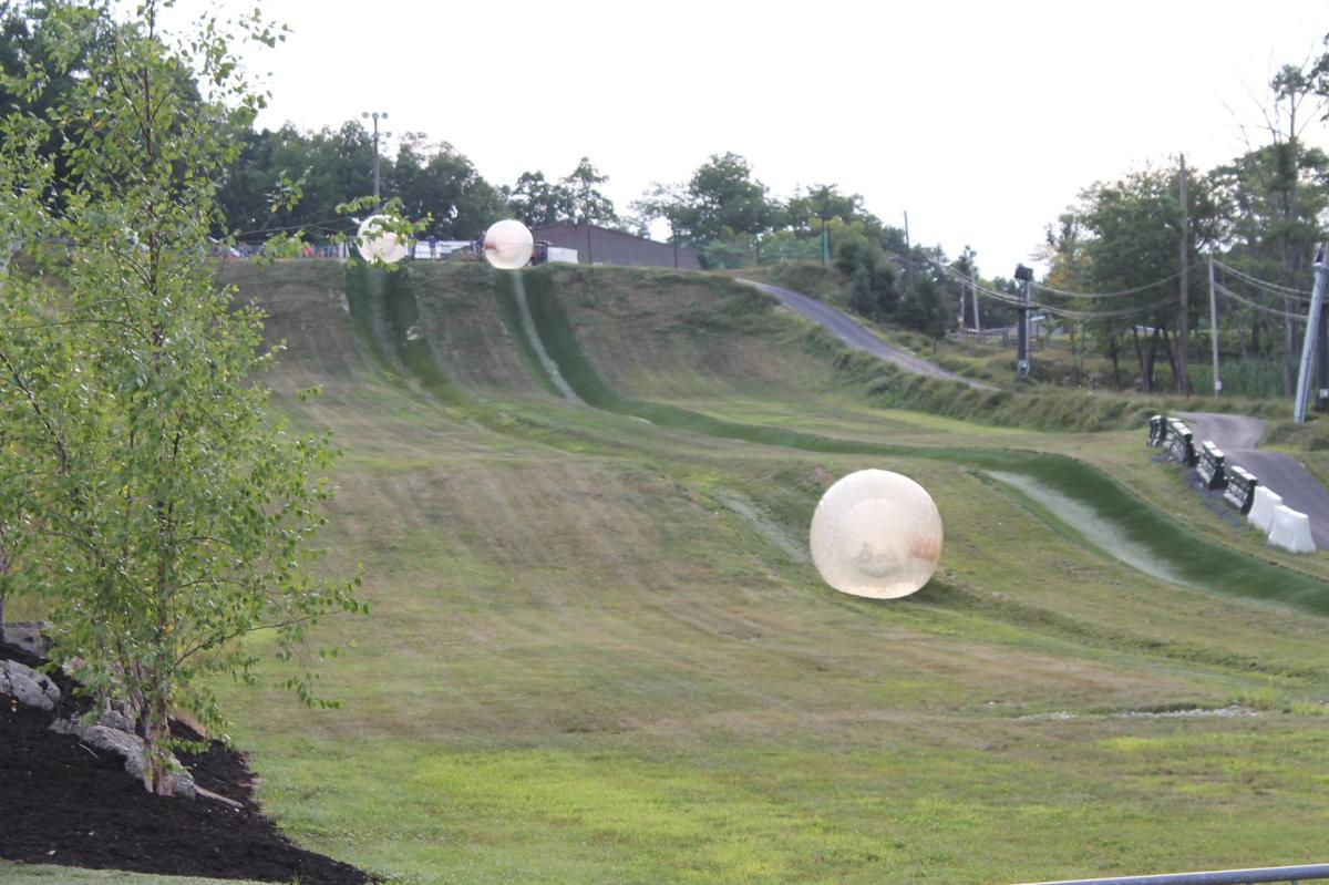 OGO Balls Course at Roundtop Mountain Resort