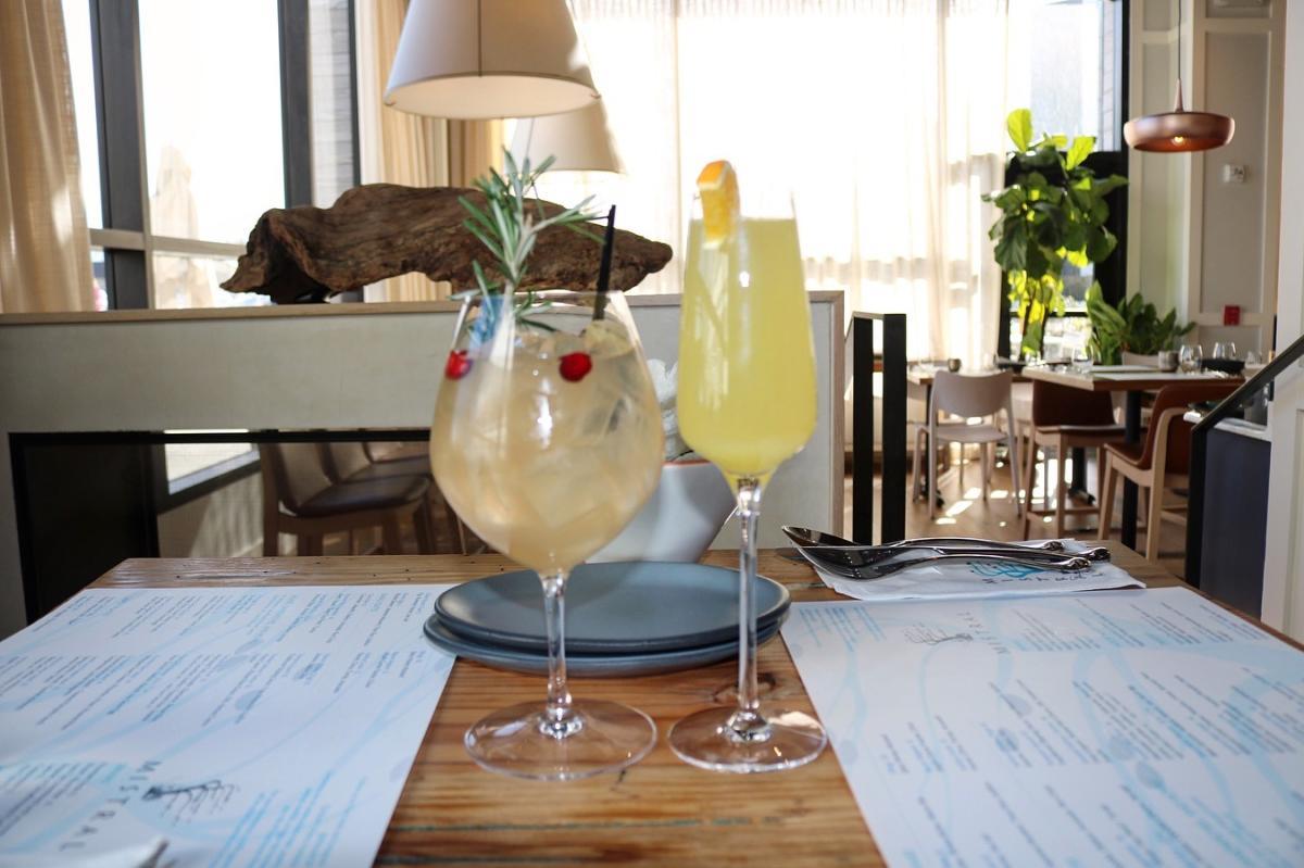 Cocktails at Mistral KOP Jessica Lawlor