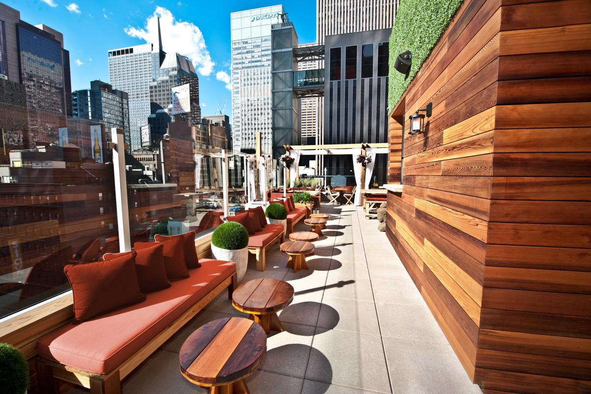 Haven Rooftop. Photo courtesy Haven Rooftop.