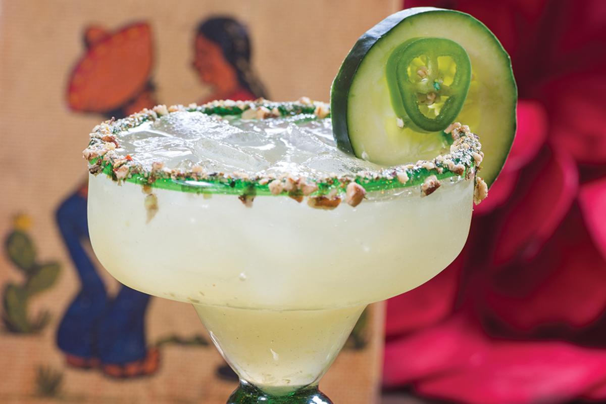 La Posta Cucumber Margarita