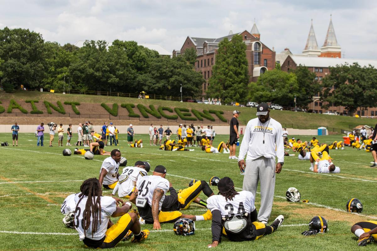 Steelers Training Camp