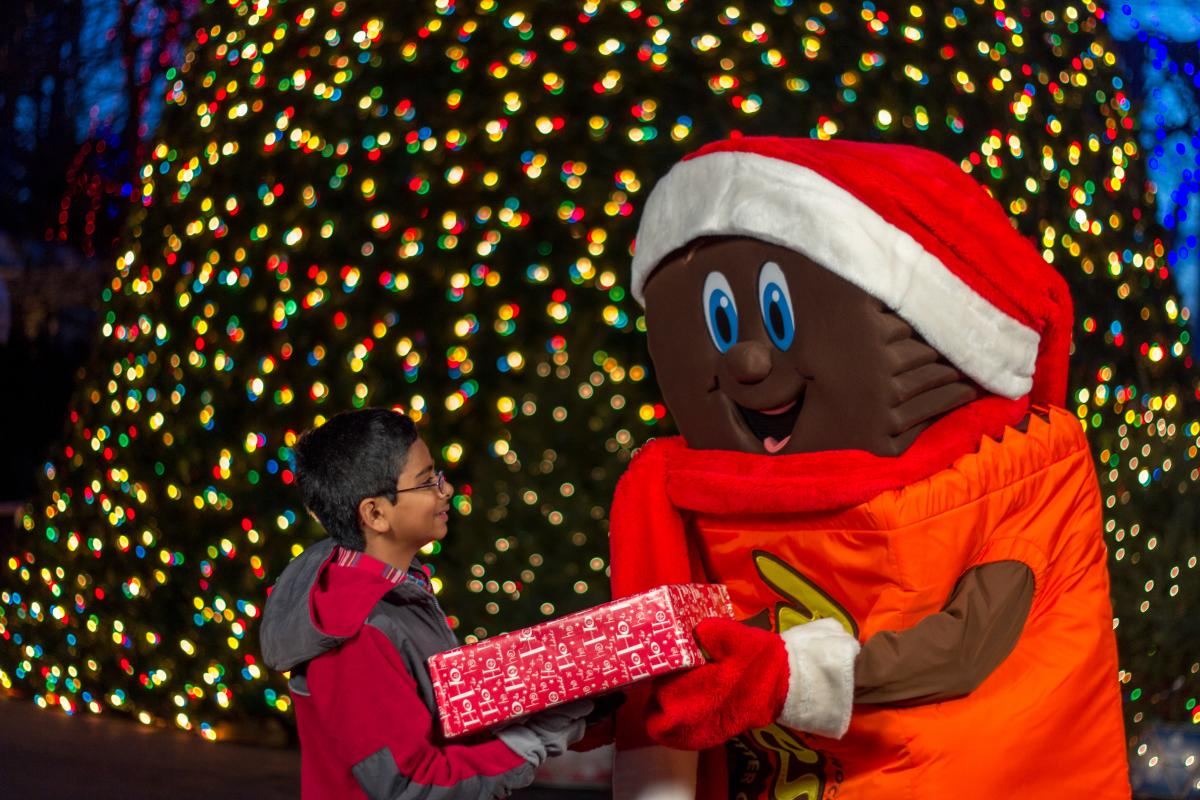 Christmas Candylane at Hersheypark®