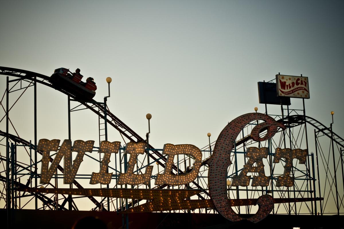 Washingon State Fair in Puyallup, WA