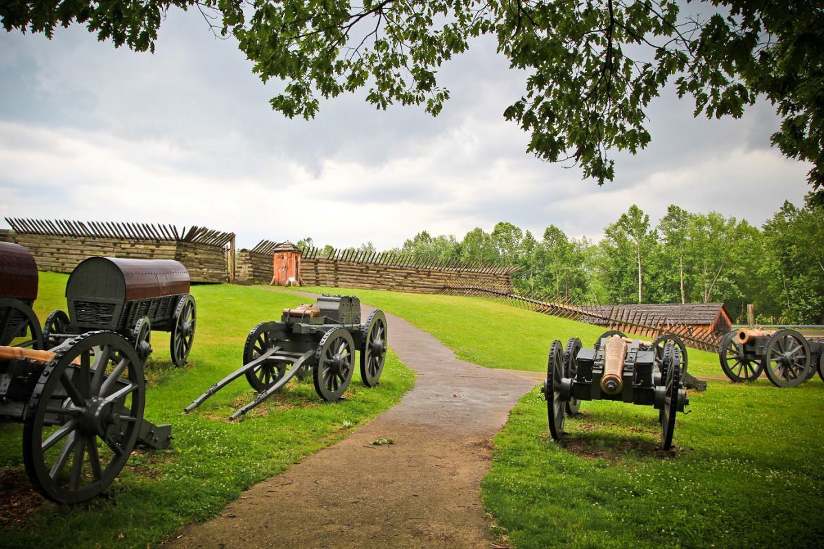 Fort Ligonier Historical attraction in Laurel Highlands
