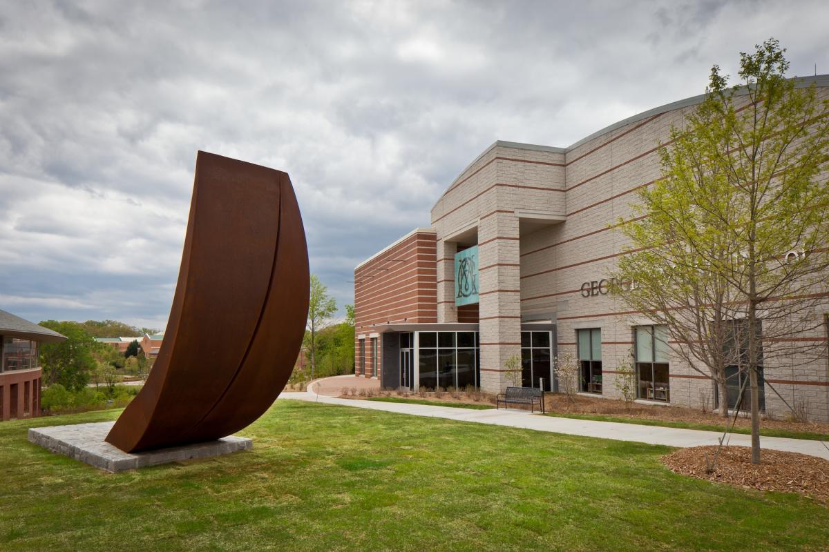 Georgia Museum of Art exterior