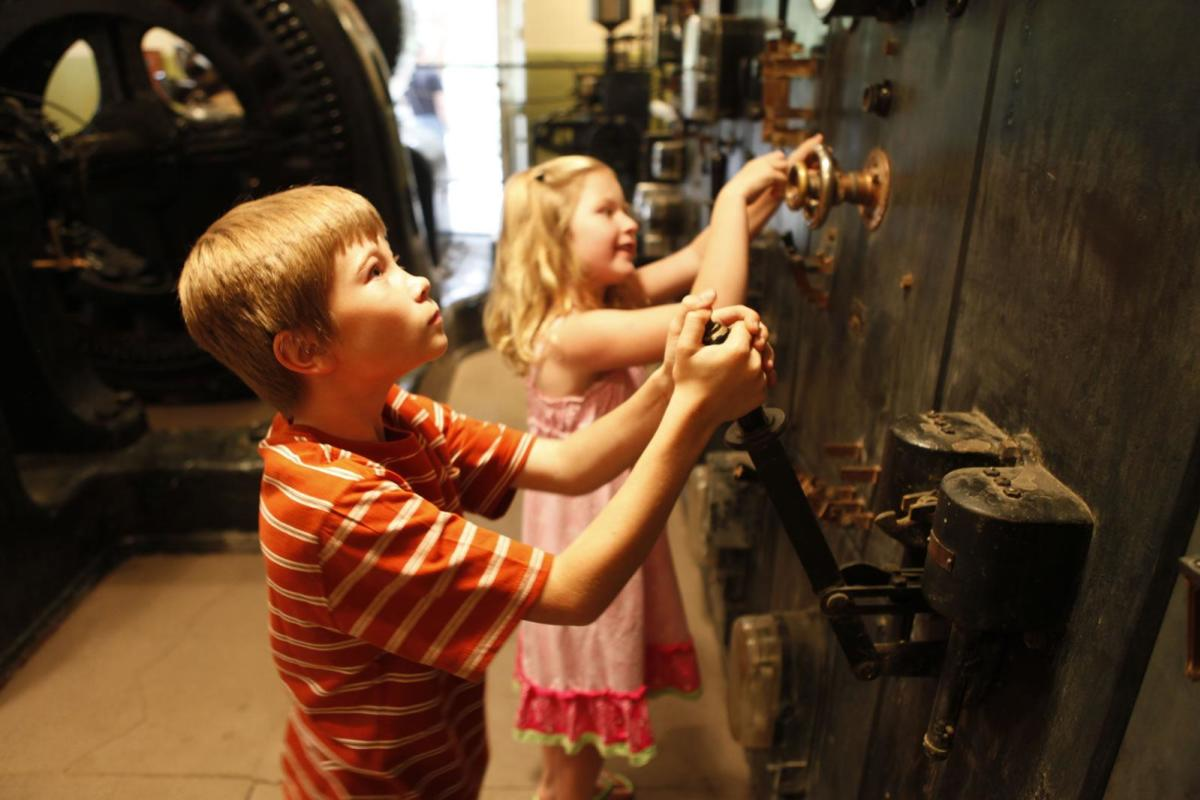 Hands-On Play at Museums