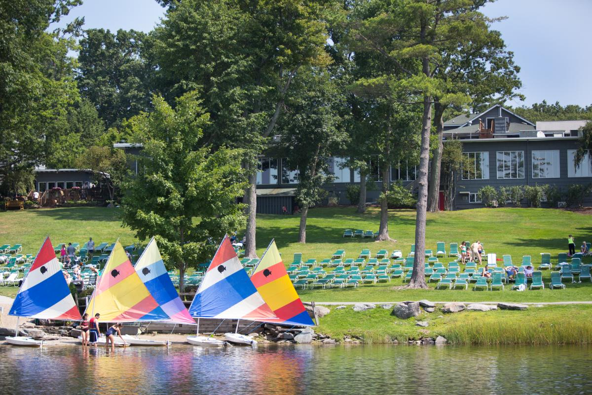 Resorts in the Pocono Mountains