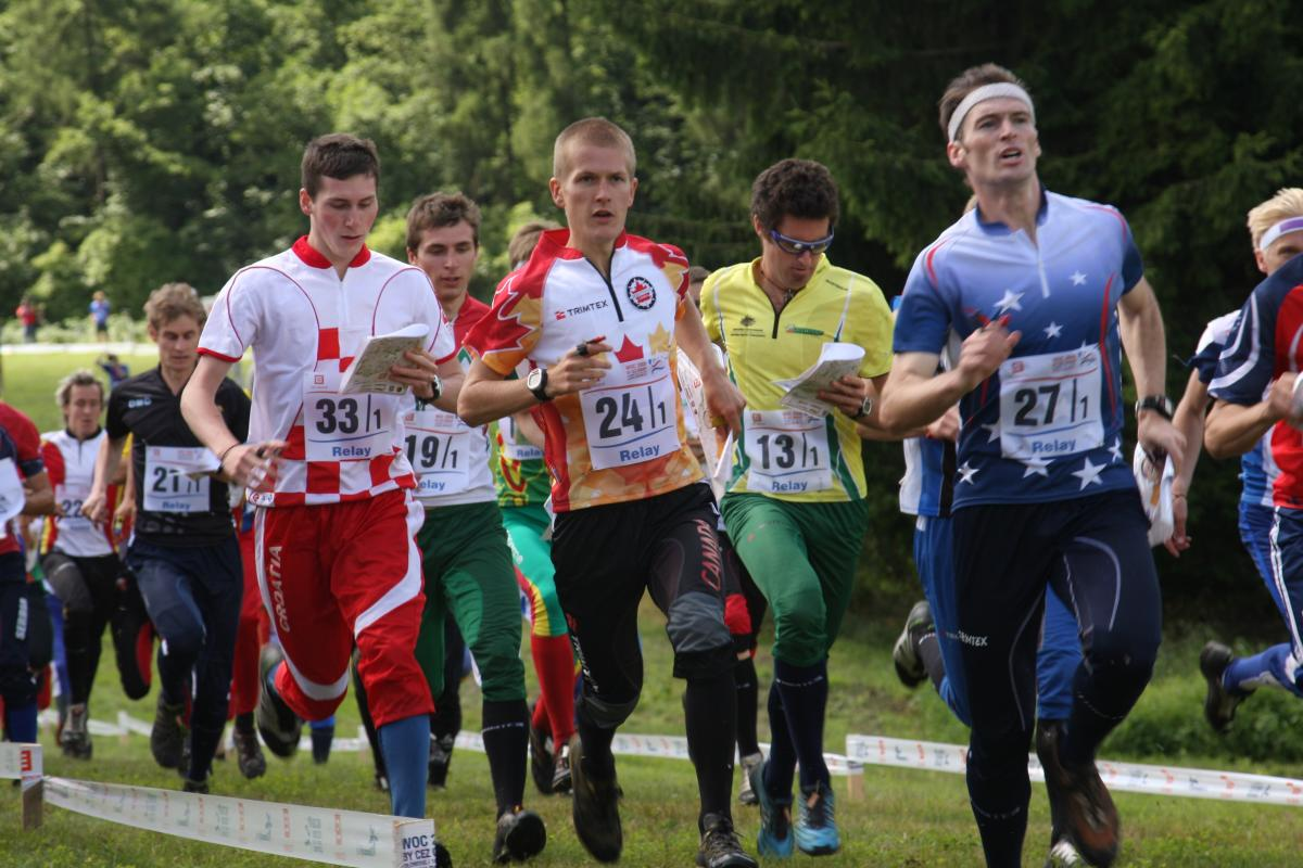 Adventure Races in the Pocono Mountains