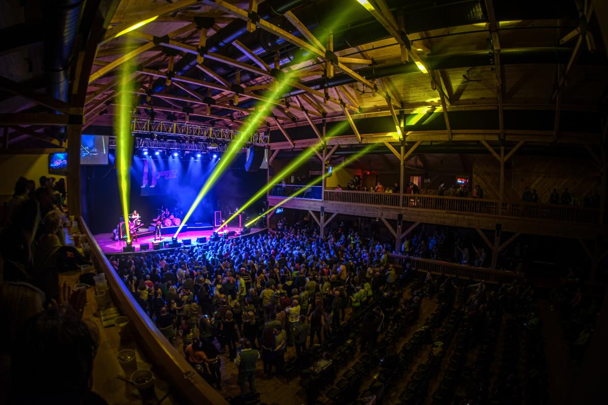 Concerts at Penn's Peak in the Pocono Mountains