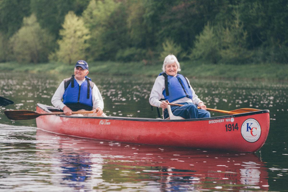 Ruth Jones of Kittatinny Canoes