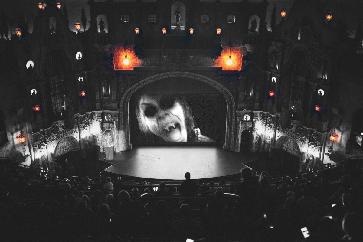 Haunted Tampa Theatre