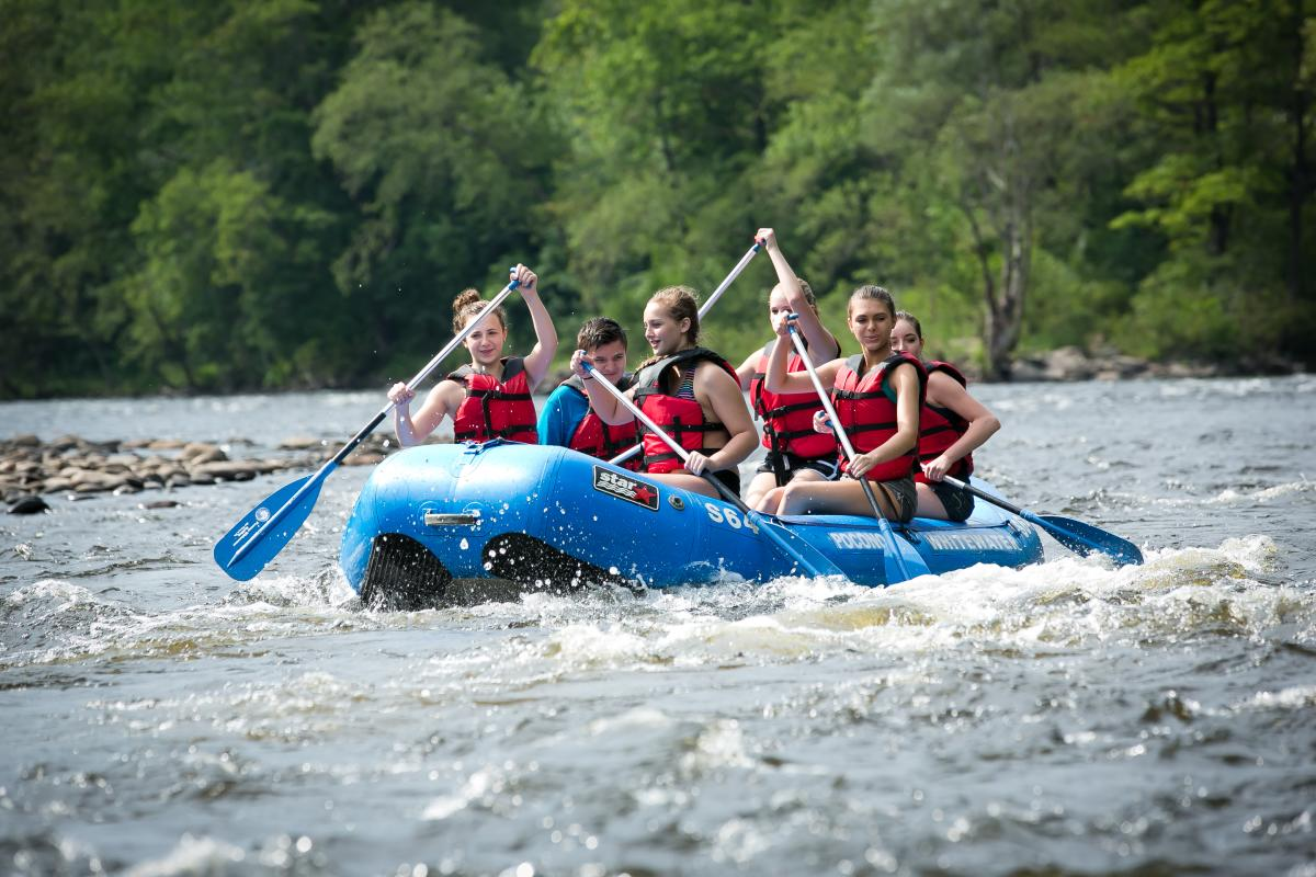 Enjoy Three Awesome Pocono Mountains Adventures in One Big Day