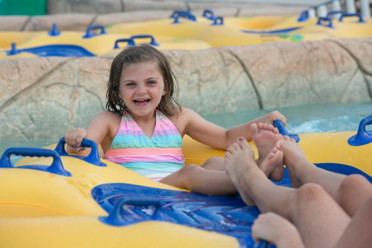 Cool off at Camelbeach Mountain Waterpark