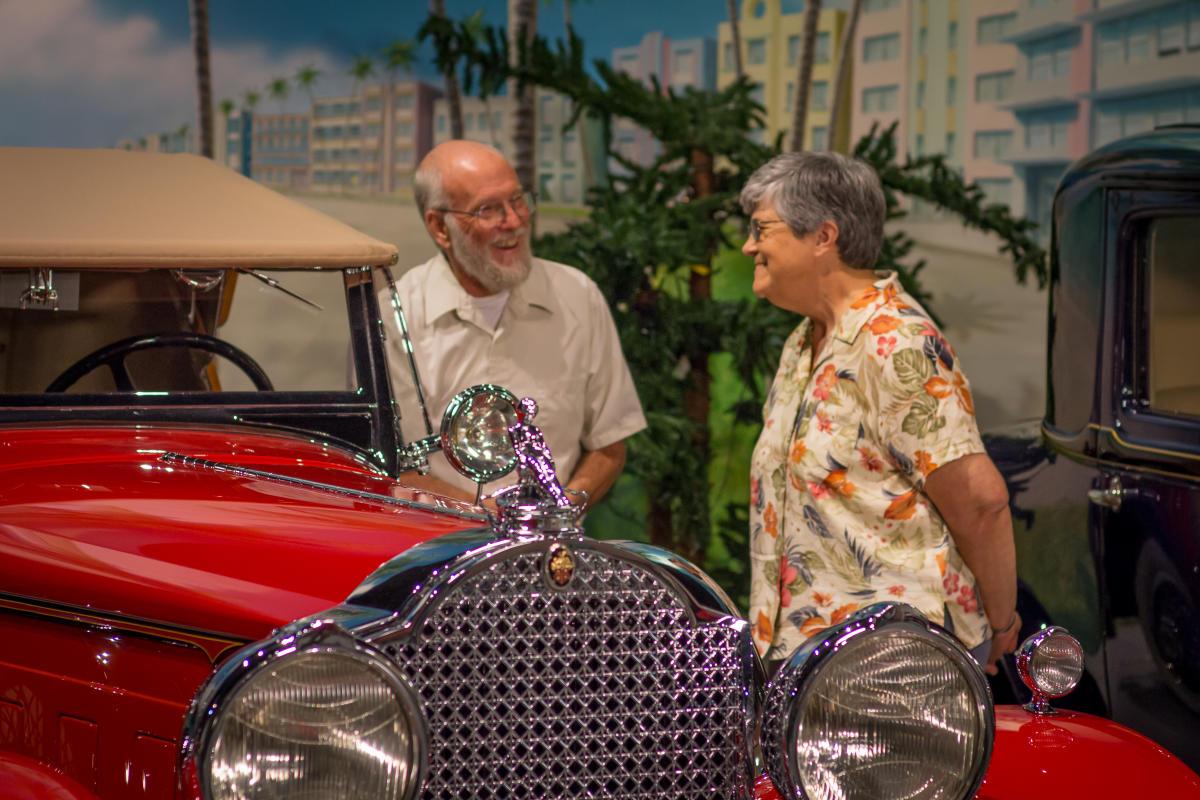 Antique Auto Museum