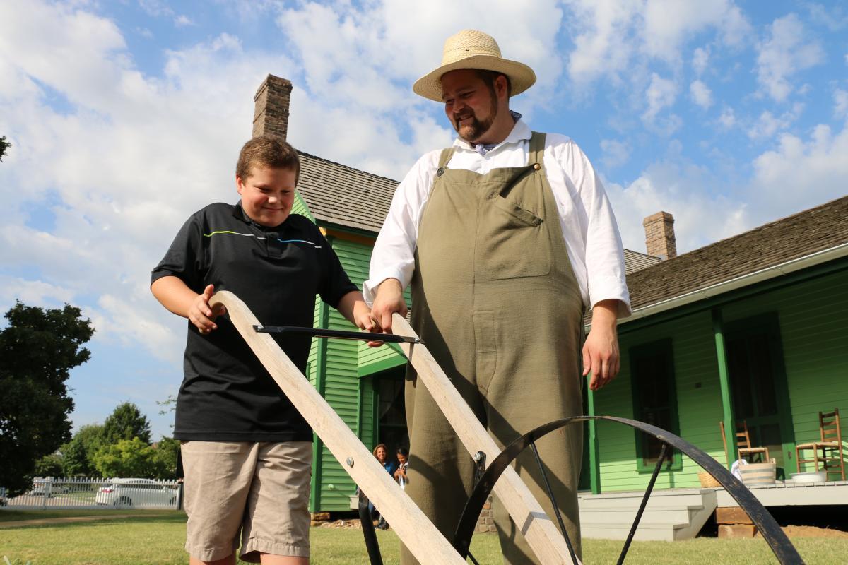 Nash Farm - Gardening