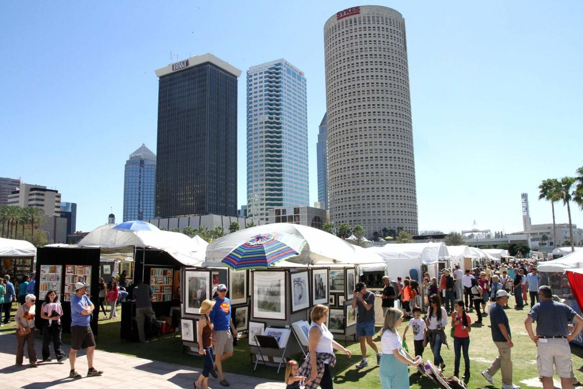 Gasparilla Festival of the Arts