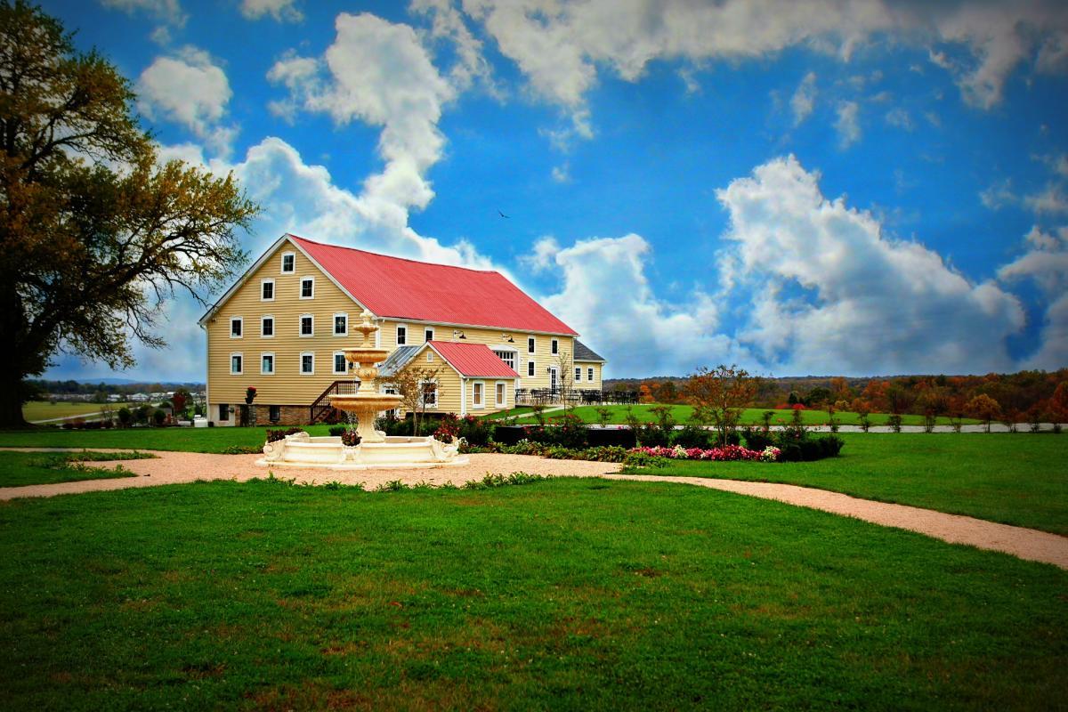 Springfield Manor Winery Distillery