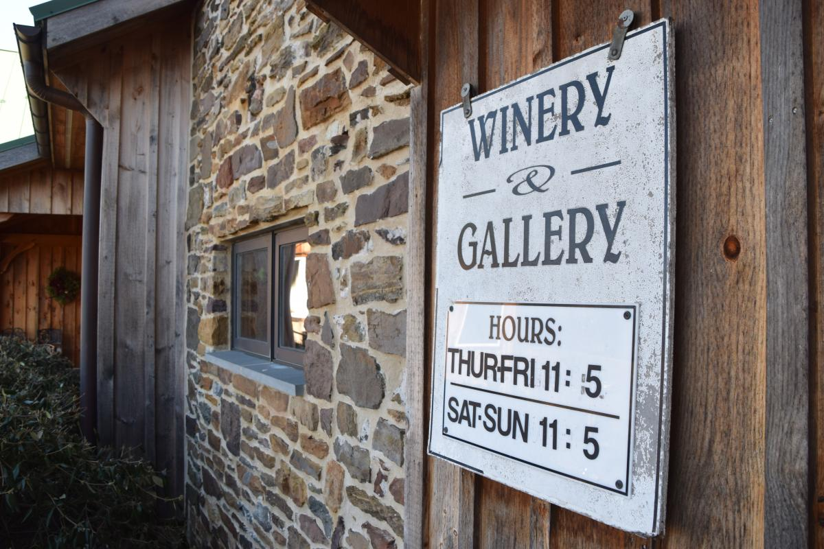 Rosebank Winery & Gallery