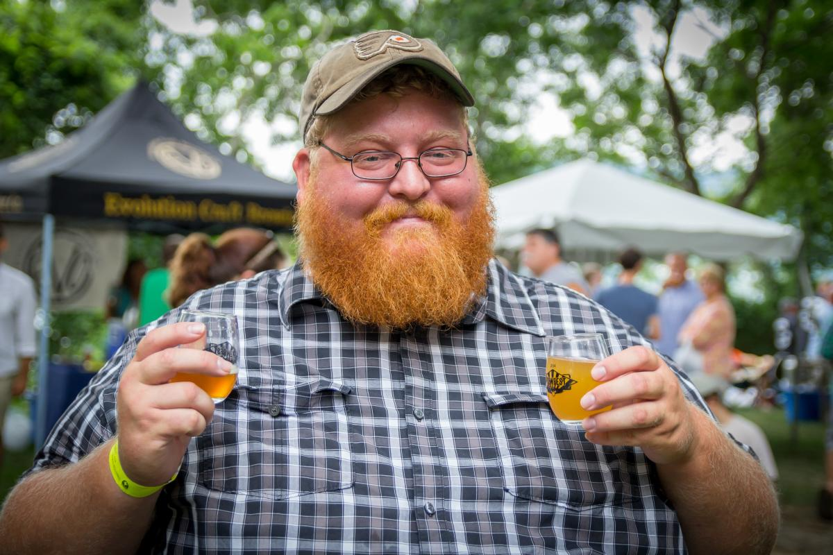 Events - Beer Festival - Bearded Man