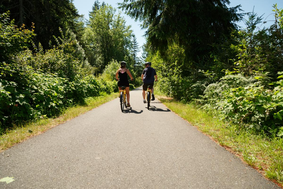 The Yelm-Tenino Trail