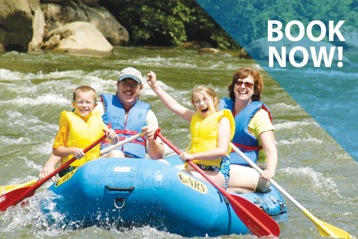 Laurel Highlands River Tours Book Now
