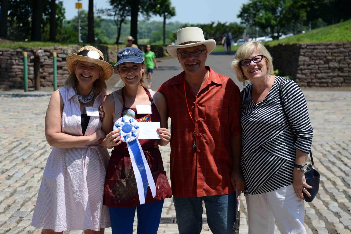 2016 Plein Air Art Festival, People's Choice Award