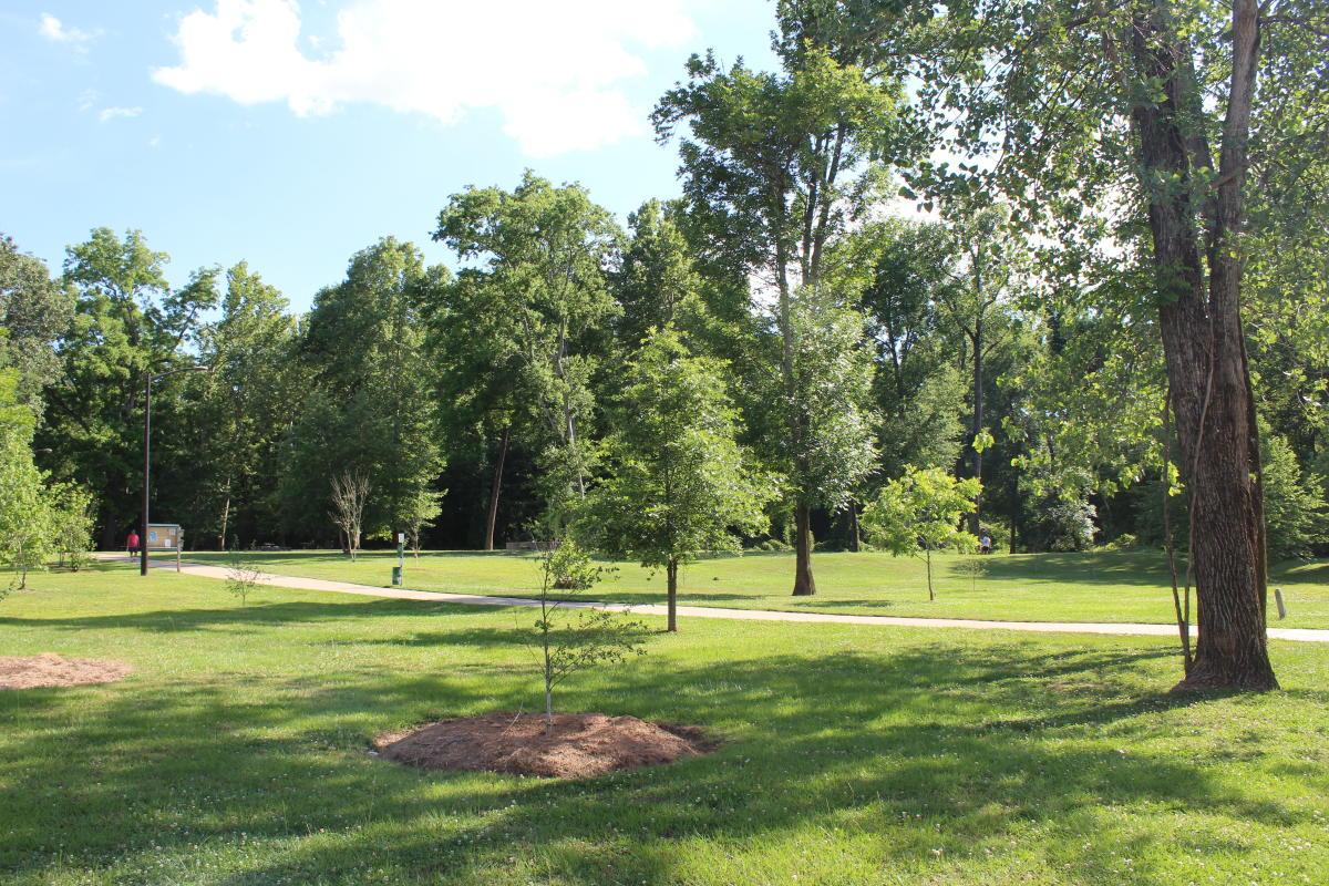 Oconee River Greenway park