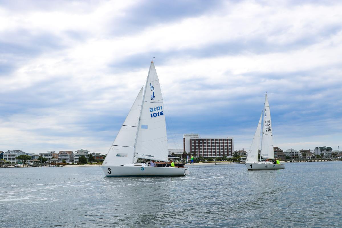 Blockade Runner Sailing Adventures