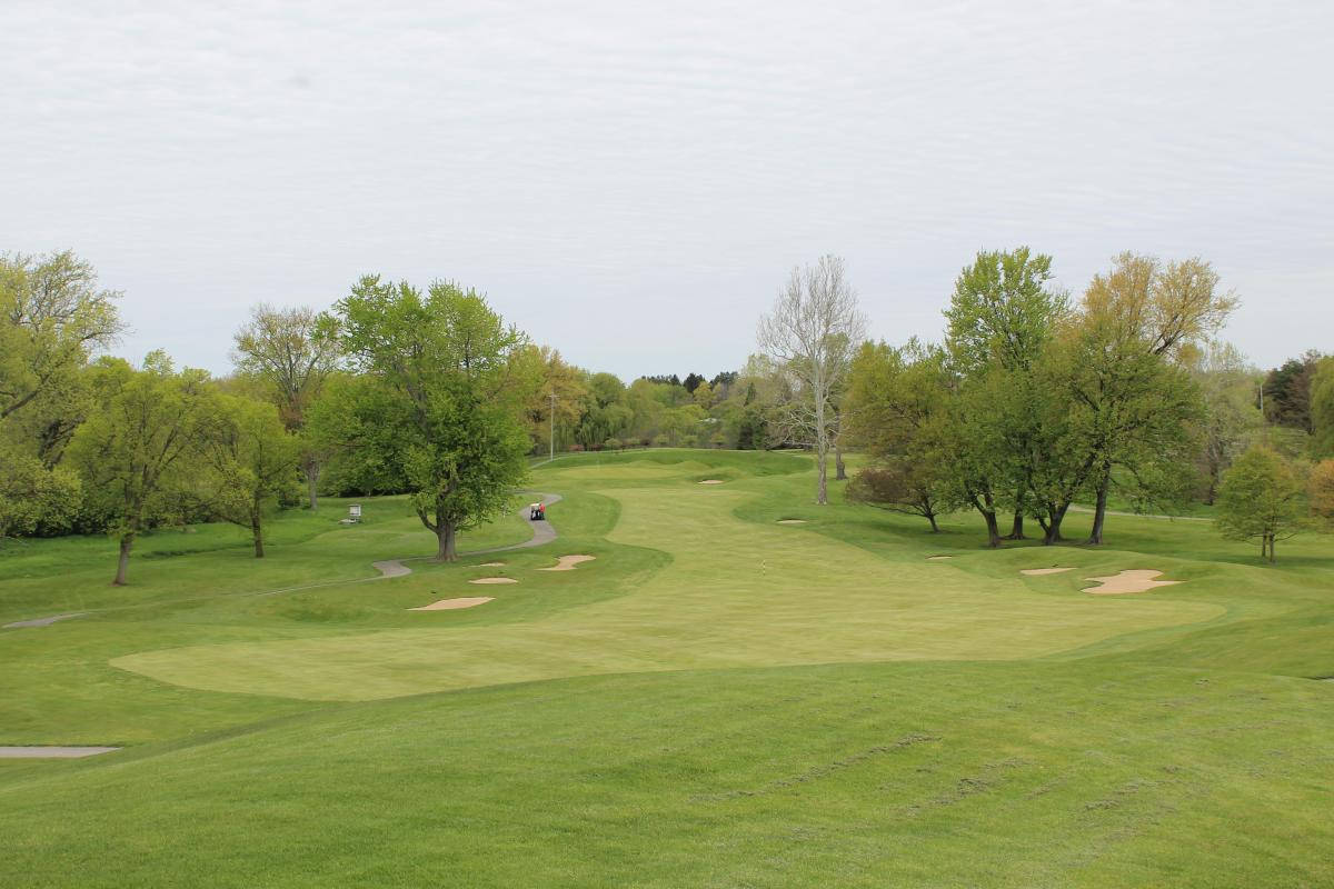 Forest Akers Golf Hole Number 1