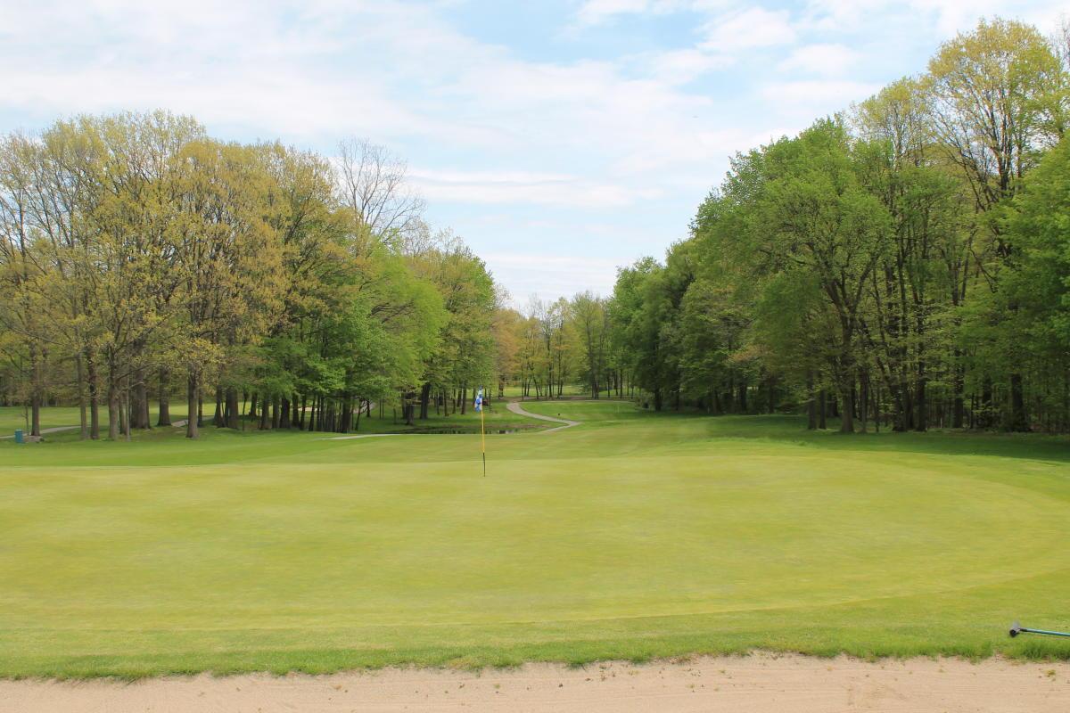 Eldorado Golf Hole Number 2 - Blue Course