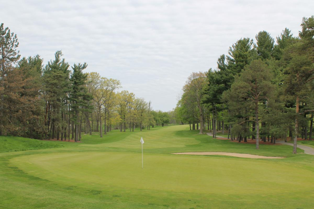 Forest Akers West Golf Hole Number 8
