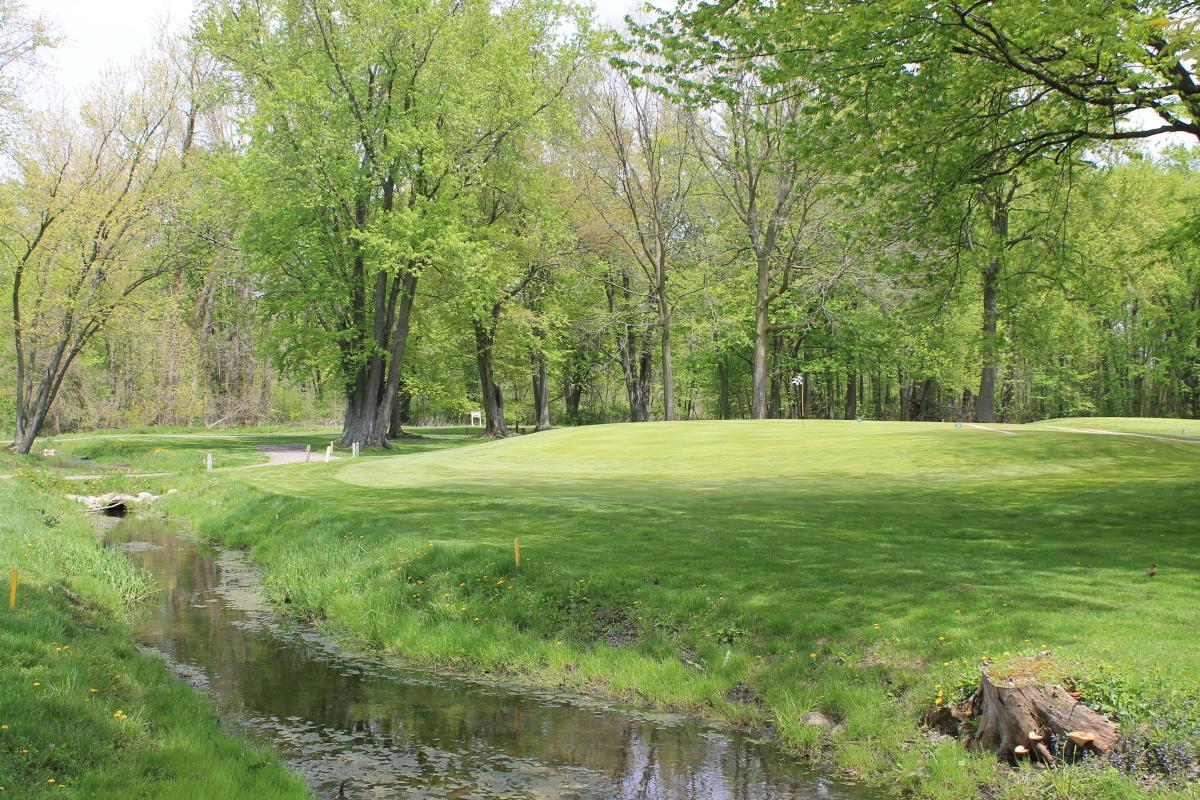 Eldorado Golf Hole Number 7 - White Course