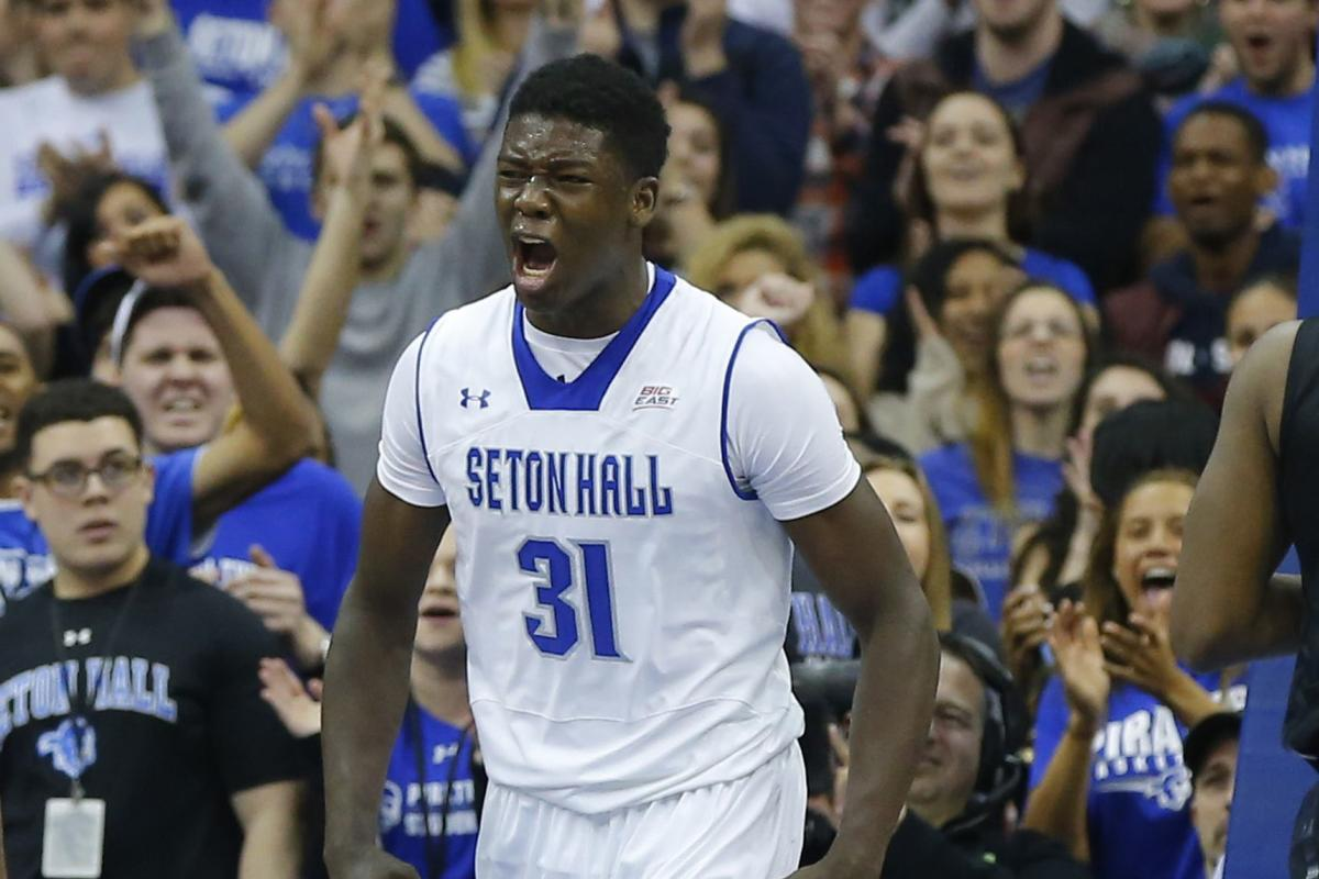 Seton Hall- Angel Delgado