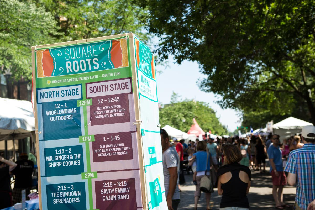 Square Roots Festival 2013