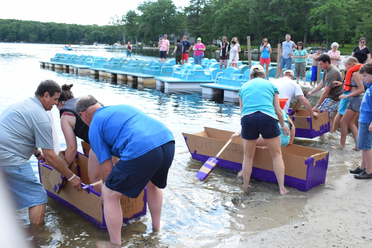 Woodloch Resort Family Regatta