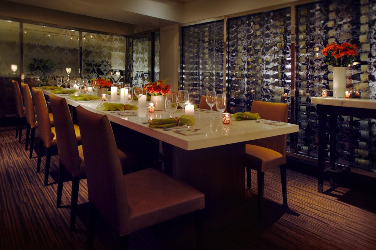 Private Dining Room at Lockwood Restaurant & Bar