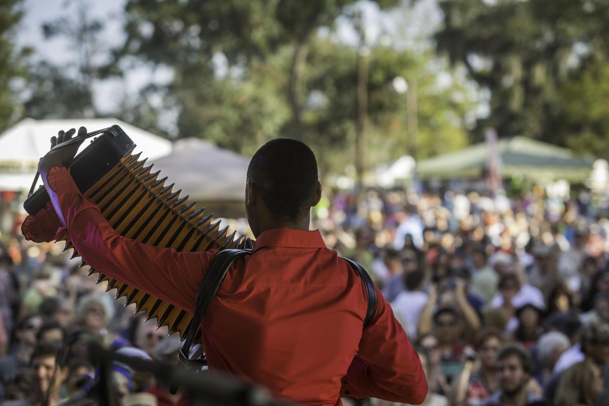 Festivals Acadiens et Créoles