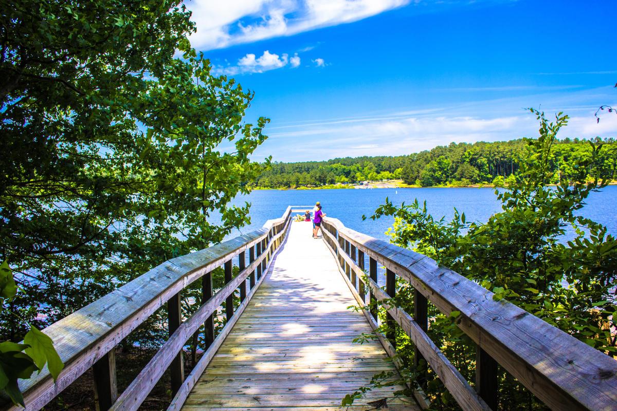 Falls Lake Recreation Area