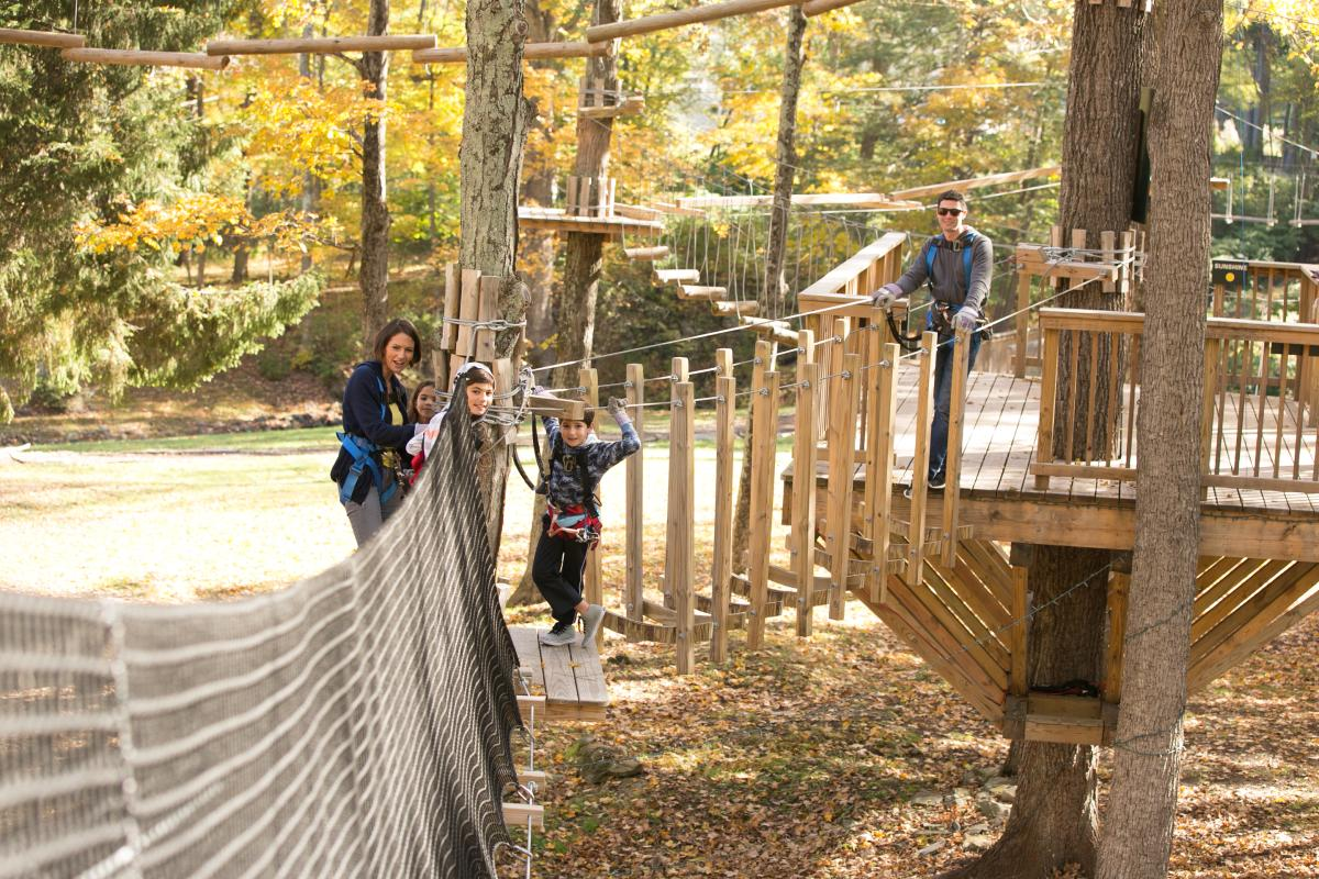 Fall Family Fun in the Pocono Mountains