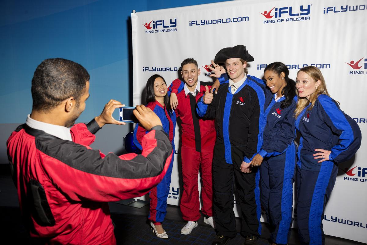 Revolutionary Events - iFLY