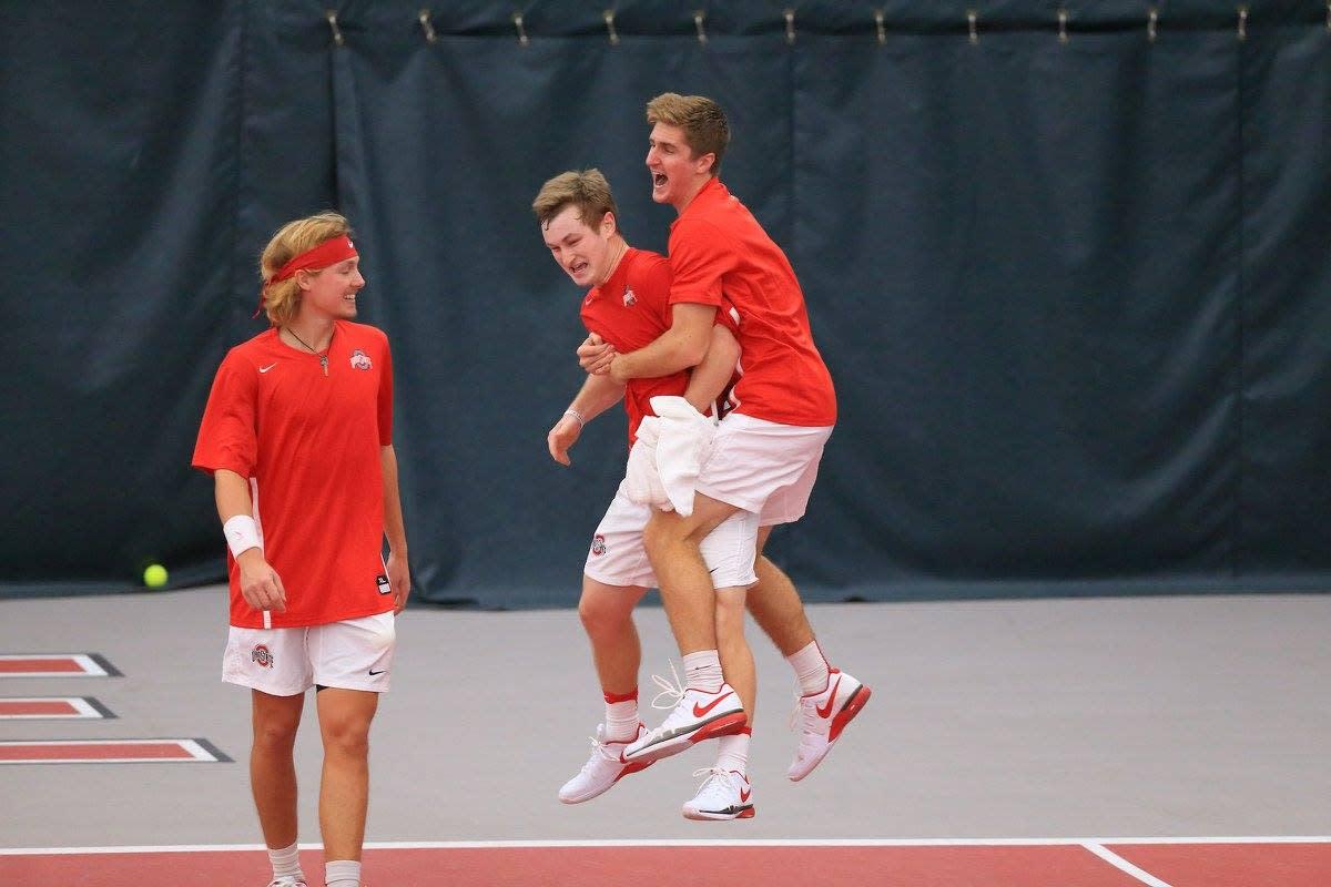 Ohio State Men's Tennis