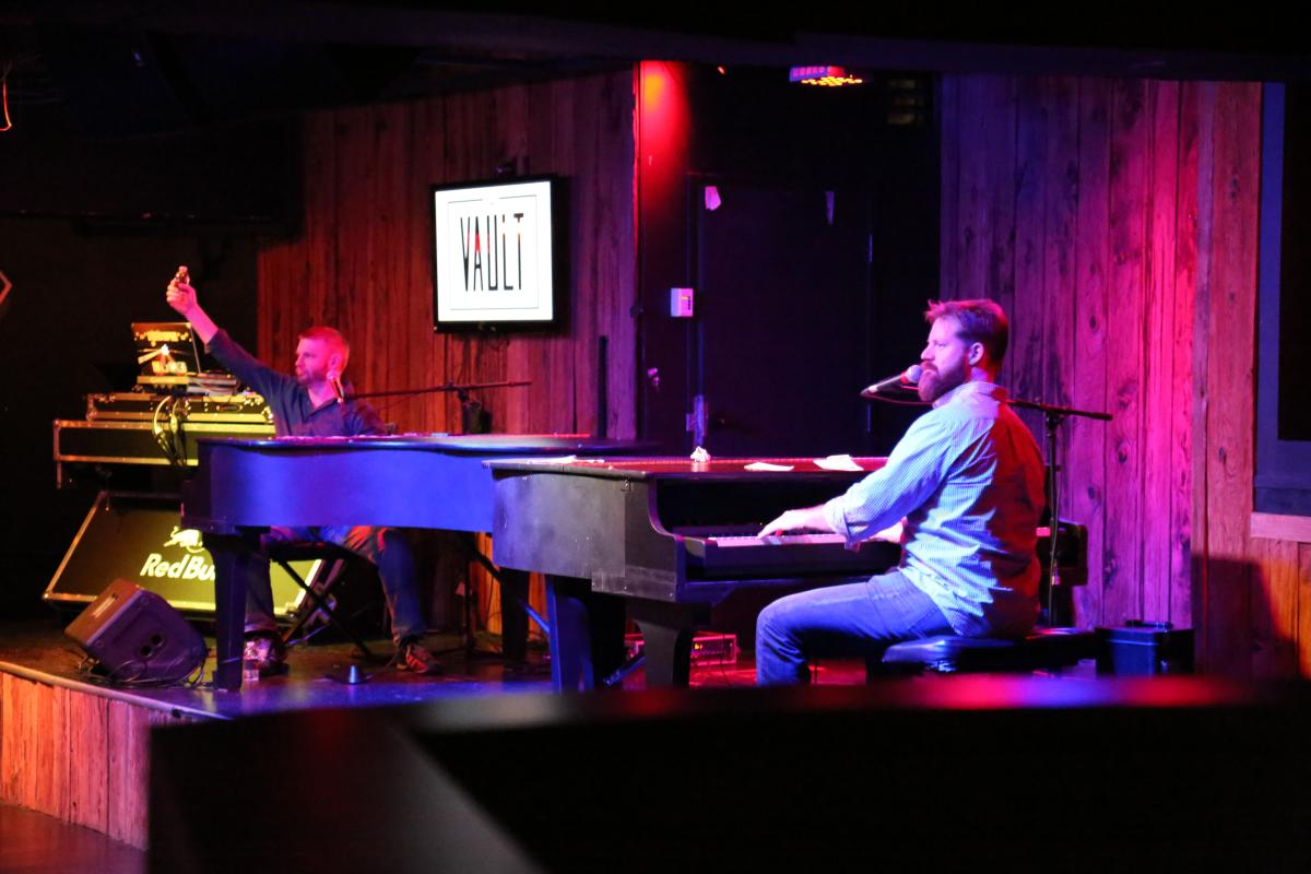 Valley Forge Casino Resort Dueling Pianos