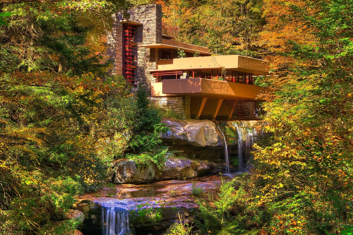 Fallingwater Fall Laurel Highlands