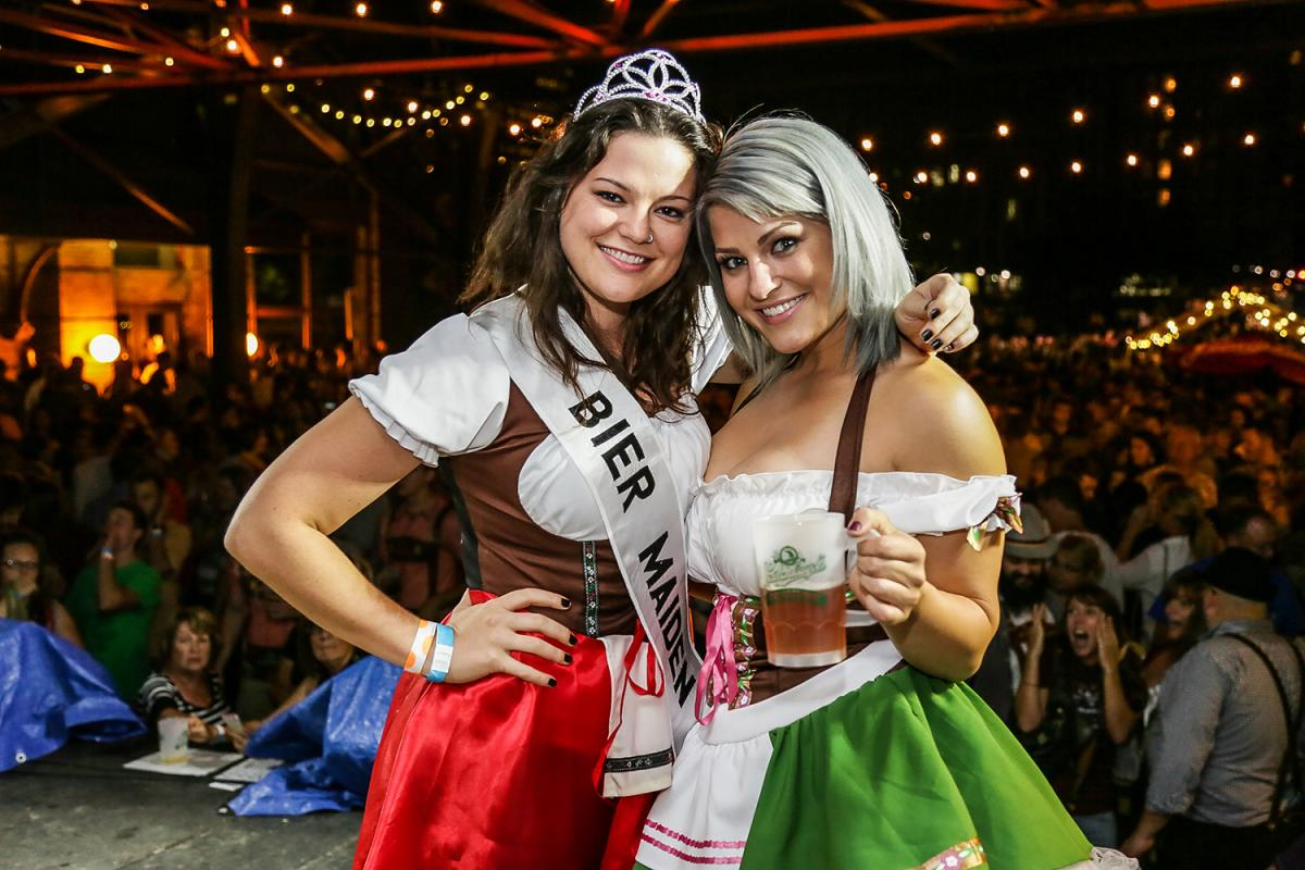 Oktoberfest DSM Bier Maiden