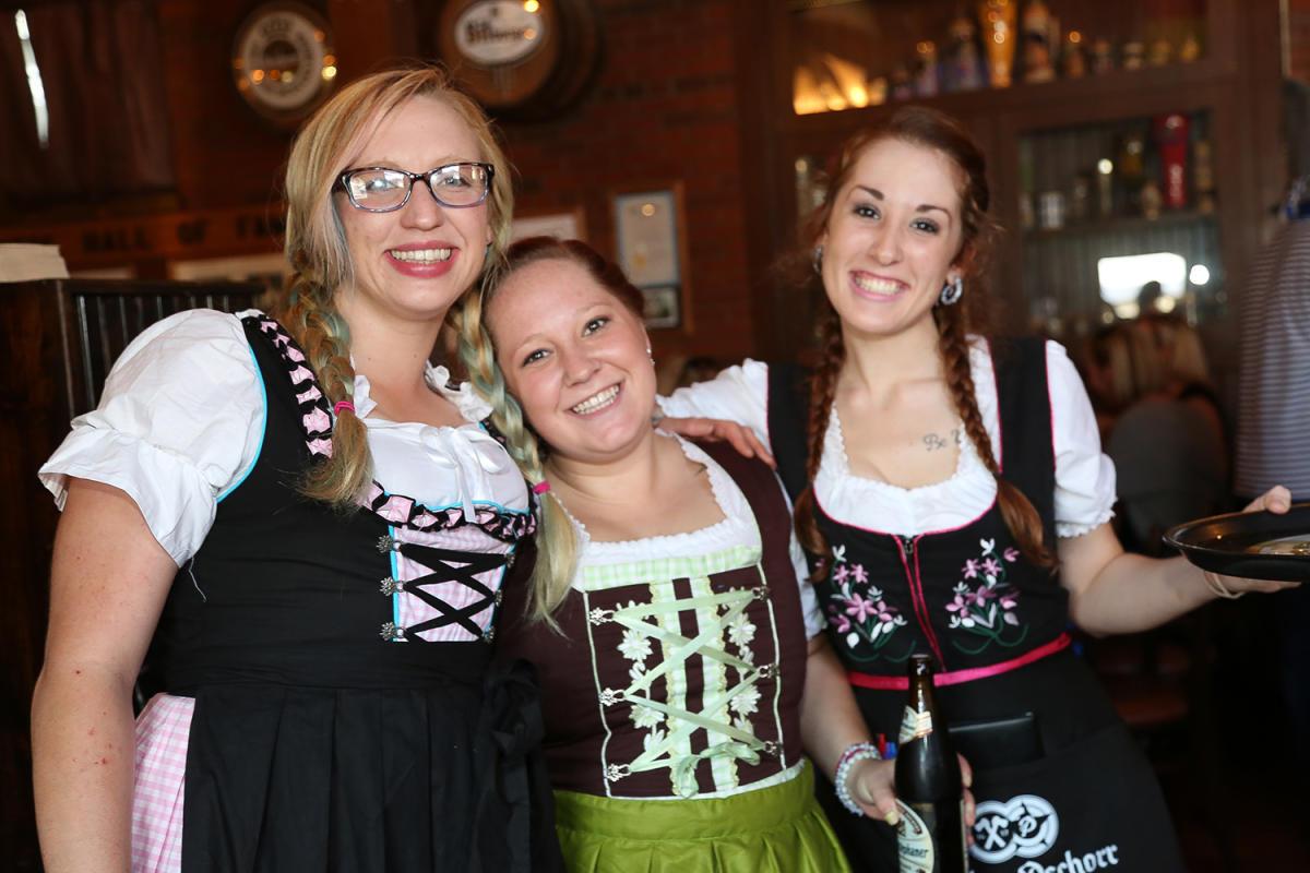 Oktoberfest DSM vendors