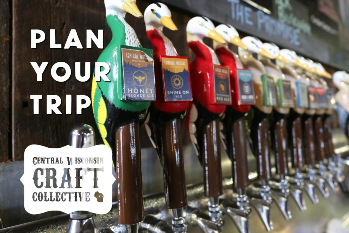 Plan your trip - Central Waters Brewing Company