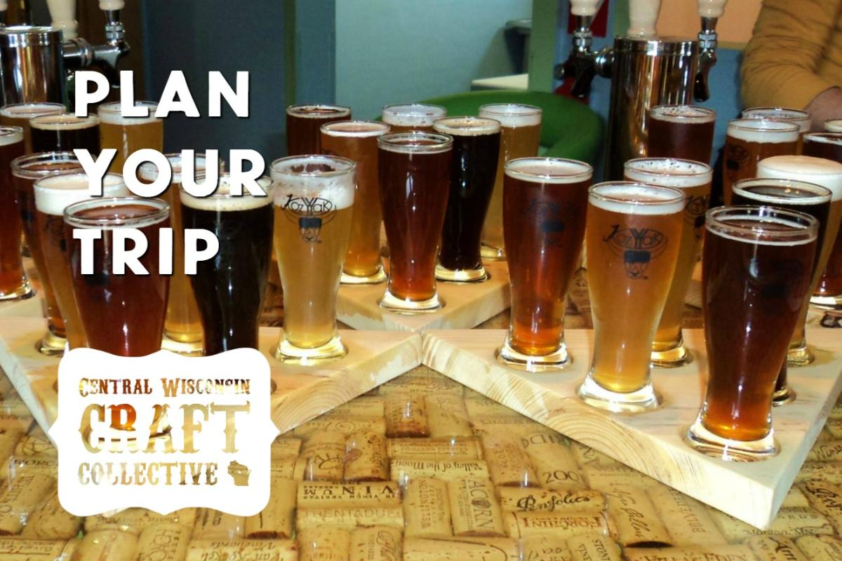 Plan your trip - Kozy Yak Brewery & Winery