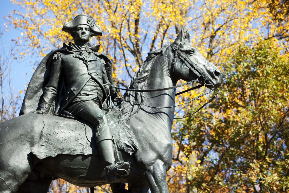 Anthony Wayne Statue