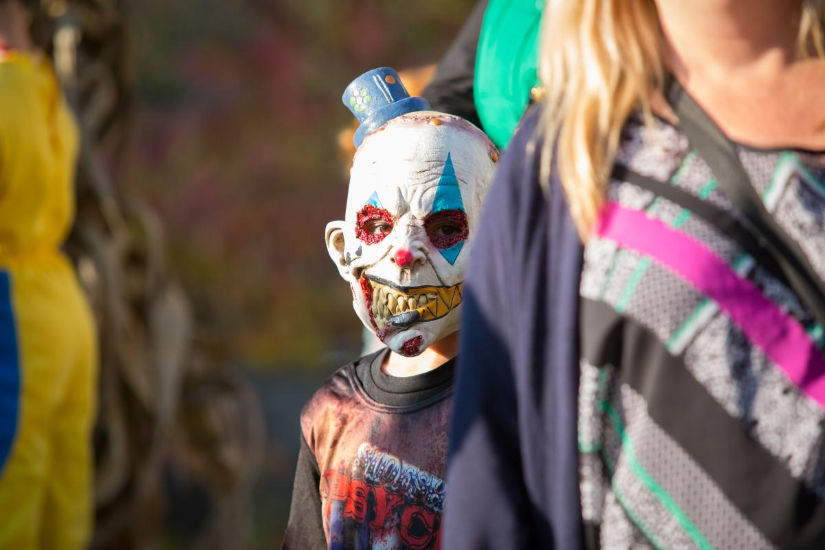 Family-Friendly Haunted Attractions